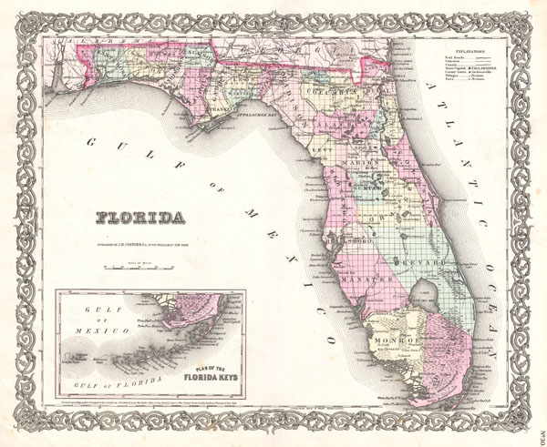 Florida. - Main View
