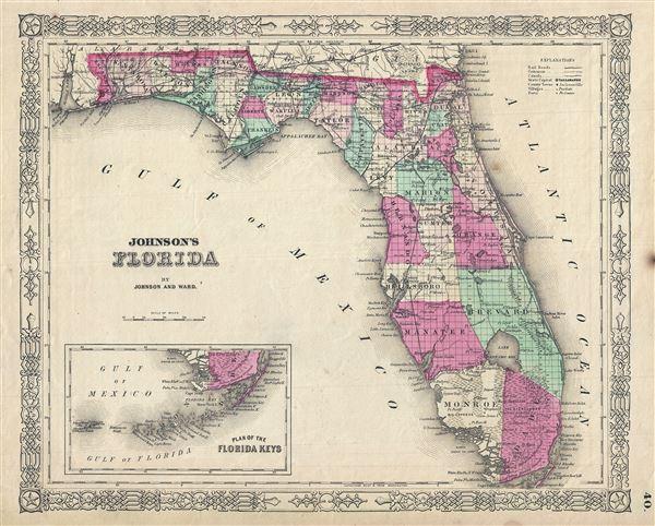 Johnson's Florida. - Main View