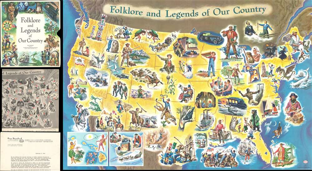 Folklore and Legends of Our Country. - Main View