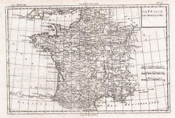 La France Par Generalites.