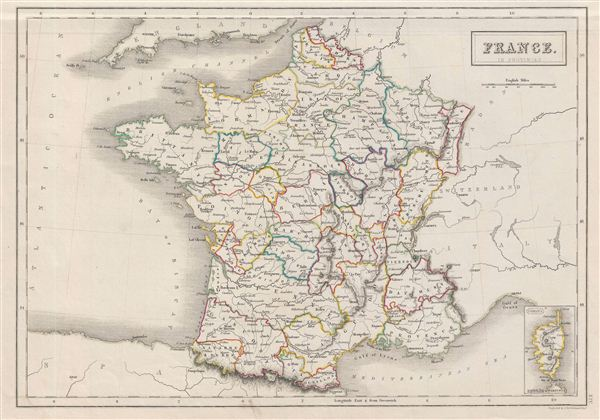 France.  In Provinces. - Main View