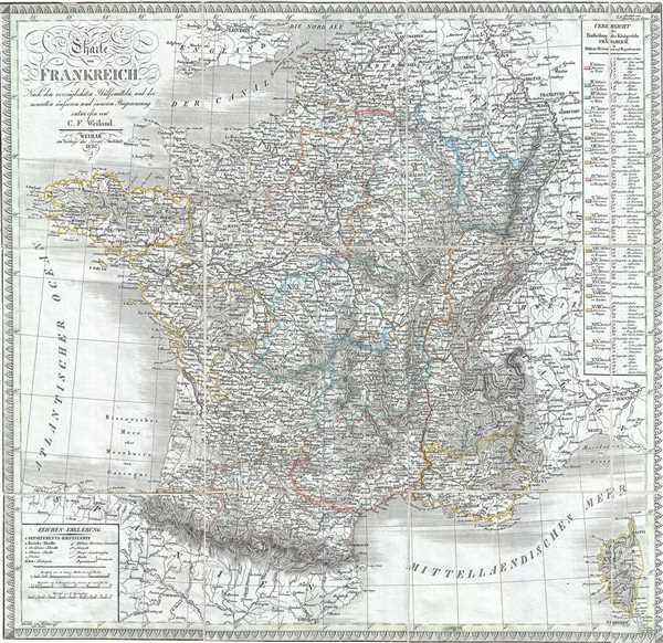 Charte von Frankreich.