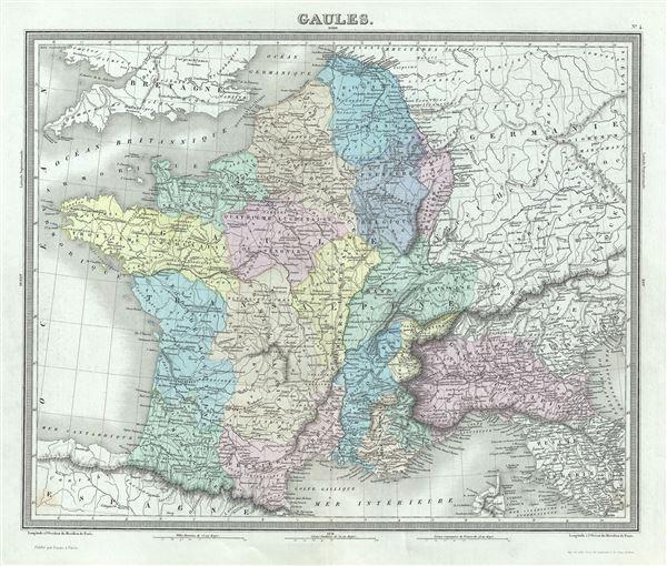 Gaules. - Main View