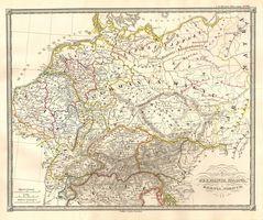 Germania Magna Rhaetia Noricum - Main View