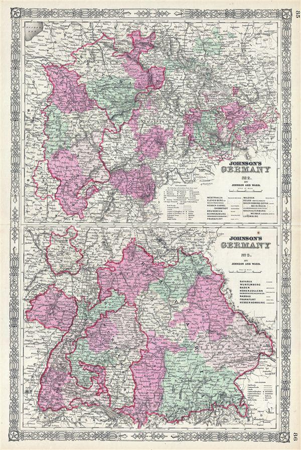 Johnson's Germany, No. 2.  Johnson's Germany, No. 3. - Main View