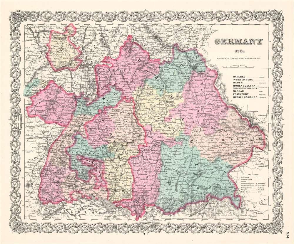 Germany No. 3. - Main View