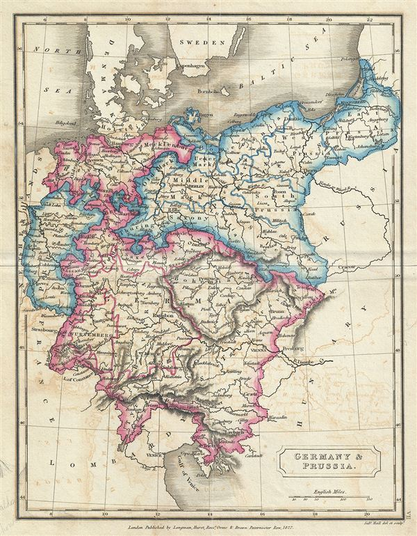 Germany & Prussia.