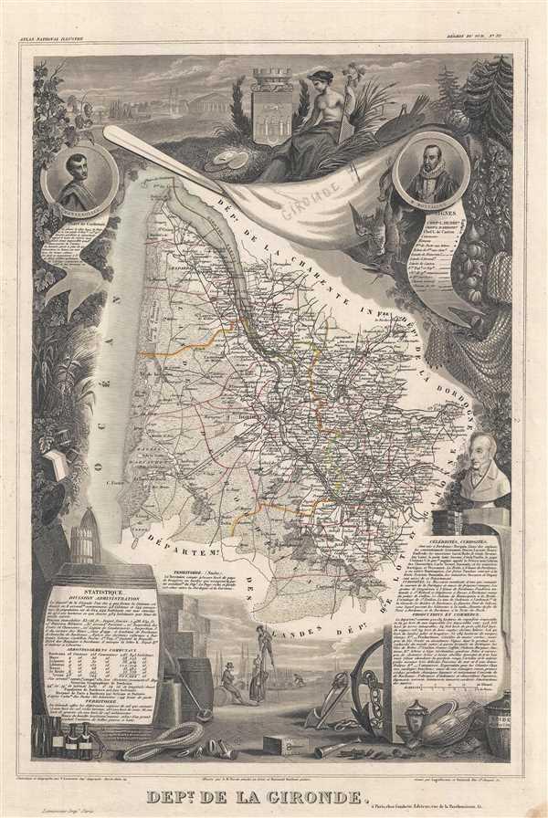 Dept. de la Gironde.