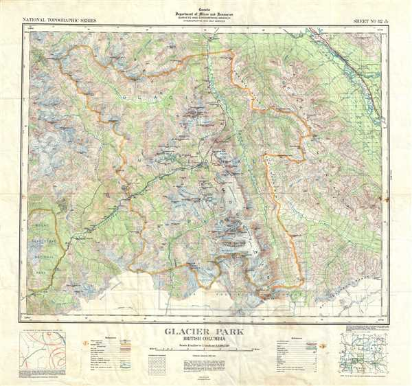 Glacier Park British Columbia.: Geographicus Rare Antique Maps on st mary's glacier map, glacier photography, glacier point elevation, east glacier montana map, glacier art, many glacier map, glacier bay map, glacier information, montrose map, glacier international airport, glacier trail map, phantom ranch grand canyon map, glacier mountain resort, kalispell map, whitefish montana map, grand canyon location on map, glacier background, glaciers in canada on map, waterton glacier map, glacier scenery,