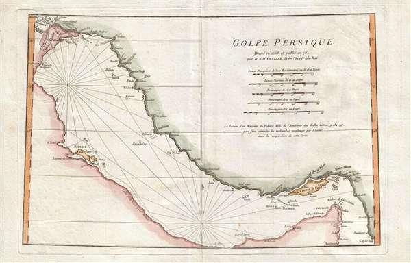 Golfe Persique.