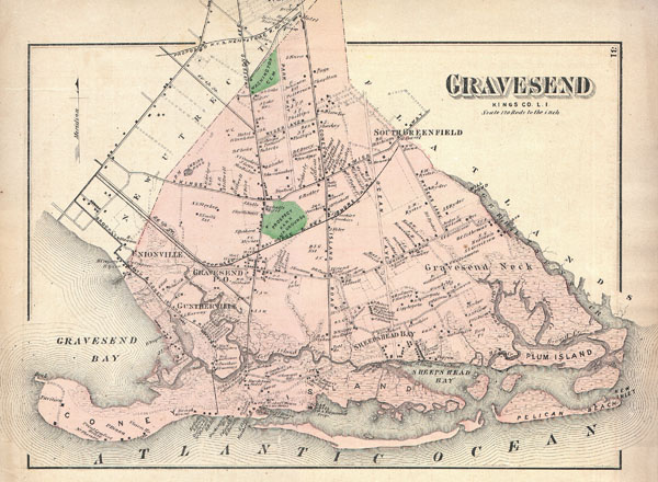 Gravesend, Kings Co. L.I.
