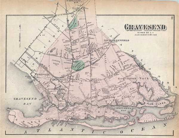 Gravesend Kings Co. L.I.