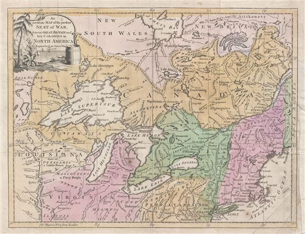 An accurate Map of the present Seat of War, between Great ... on map of delaware river 1776, map of american colonies 1776, map of virginia 1776, map of bucks county 1776, map of pennsylvania in 1700s, map of manhattan 1776, map of united states 1776, map of long island 1776, map of colonies in 1776, map of texas 1776, map of the mid atlantic colonies, map of america in 1776, map of dorchester heights 1776, map of annapolis 1776, map of quebec city 1776, map of easton 1776, map of california 1776, map of pennsylvania in 1776, map of trenton 1776, map of alaska 1776,