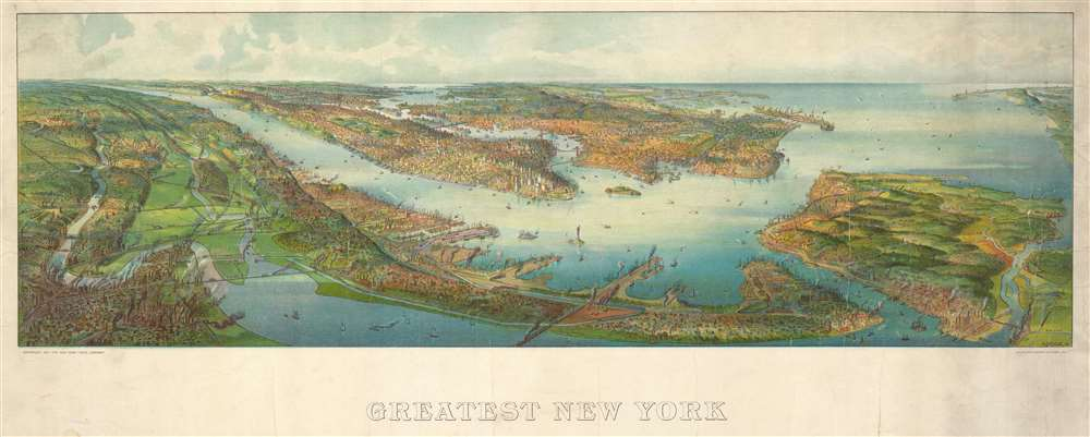 Greatest New York. - Main View