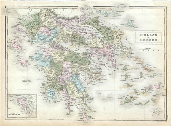 Hellas or Greece. - Main View