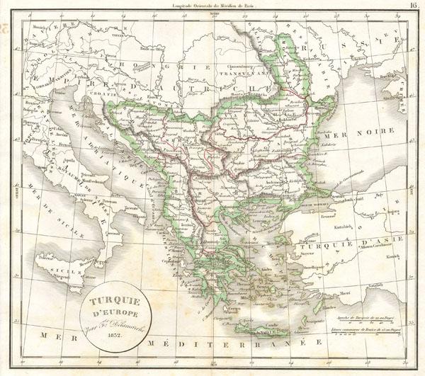 Turquie d'Europe