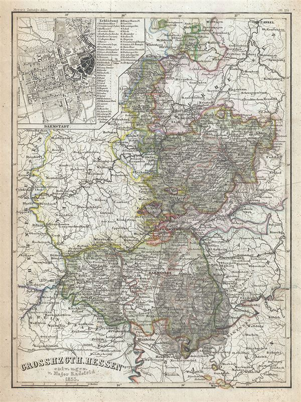 Grosshzgth. Hessen. - Main View