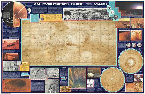 An Explorer's Guide to Mars.