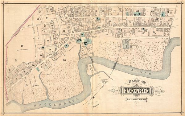 Part of Hackensack. - Main View