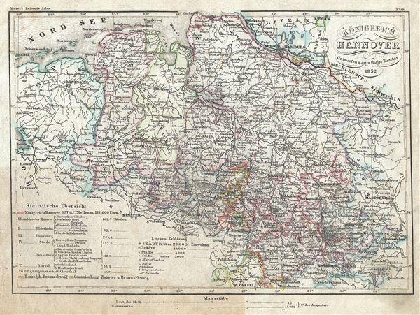 Konigreich Hannover.
