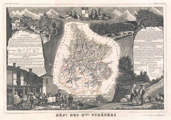 Dept. des Hautes Pyrenees.