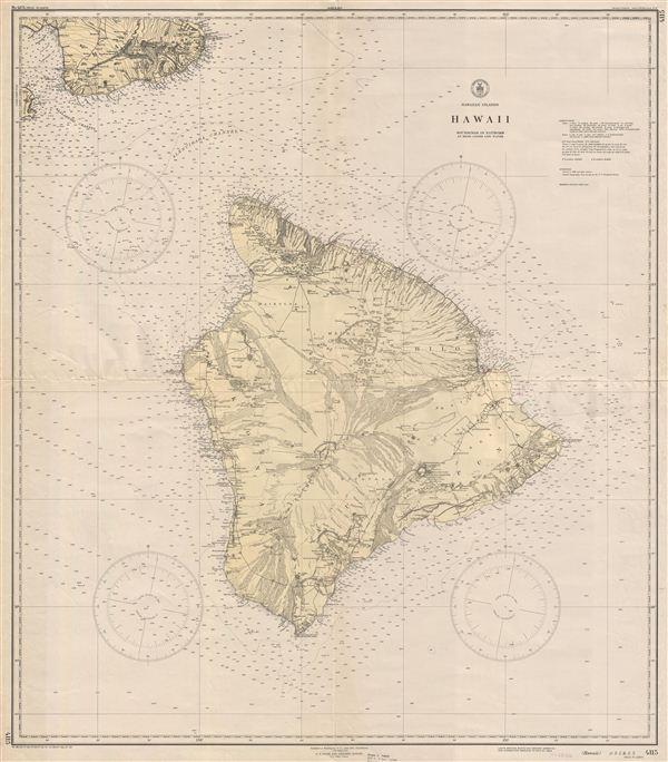 Hawaiian Islands Hawaii. - Main View