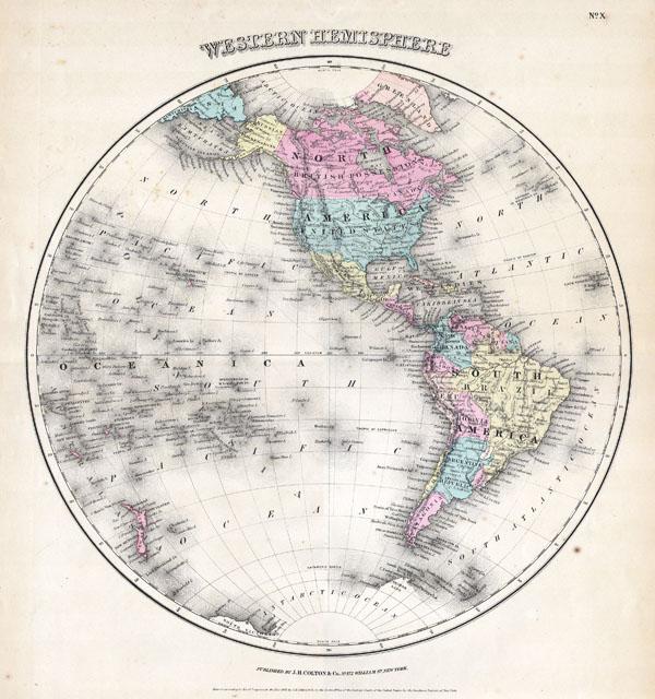 Western hemisphere geographicus rare antique maps western hemisphere publicscrutiny Image collections
