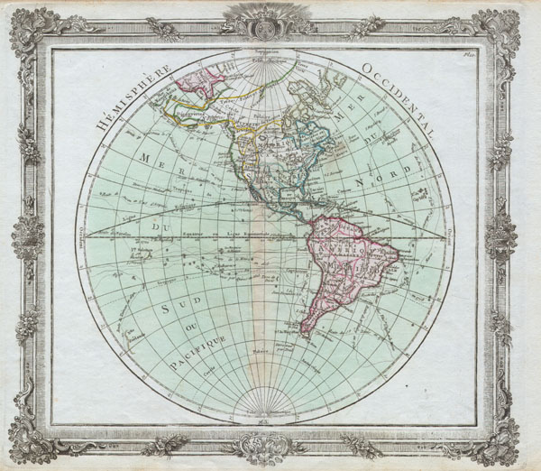 Hemisphere Occidental. - Main View