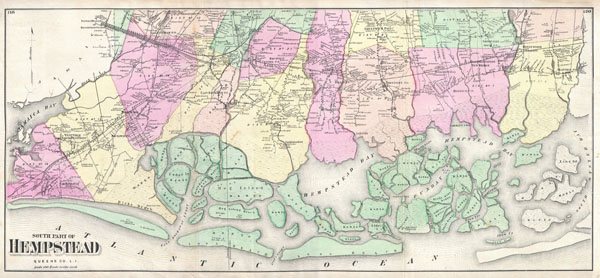 South part of Hempstead, Queens Co. L.I.