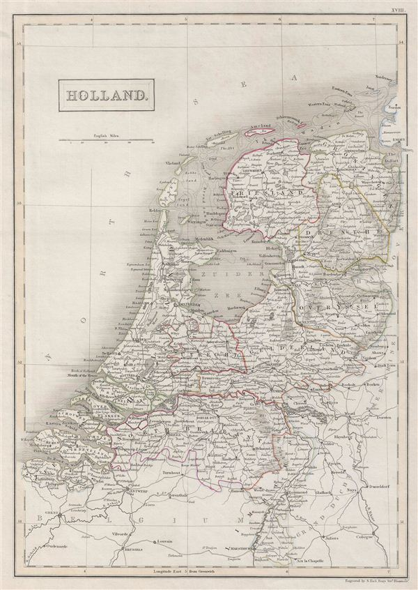 Holland. - Main View
