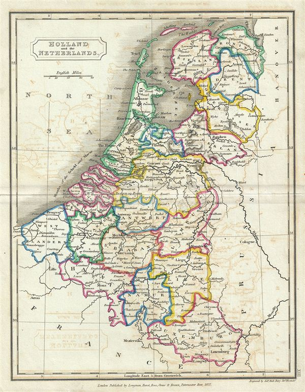 Holland and the Netherlands. - Main View