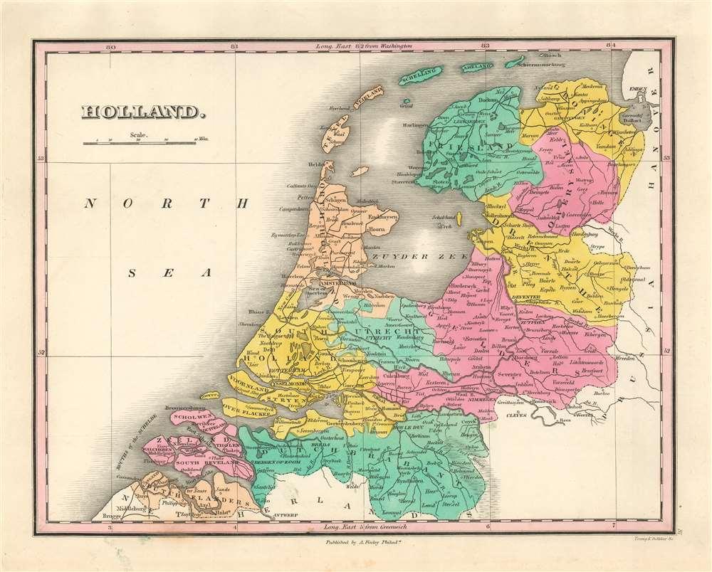 Holland. - Main View