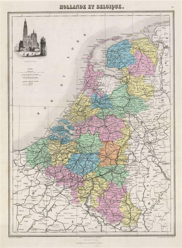 Hollande et Belgique.