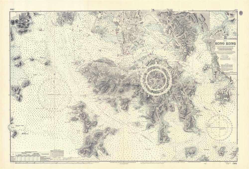 China. Hong Kong. Surveyed by Captn. Sir E. Belcher, H.M. Surveying Ship Sulphur, 1841... - Main View