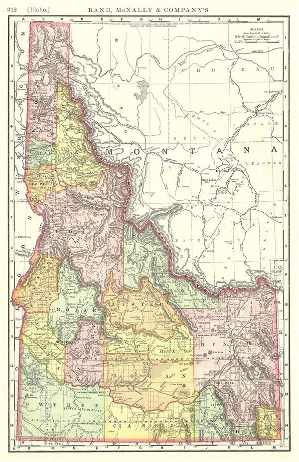 Idaho. - Main View