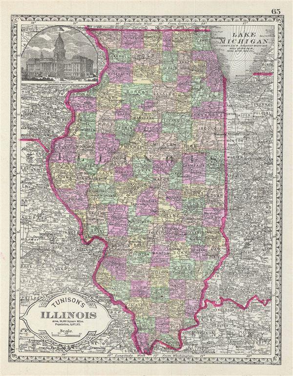 Tunison's Illinois. - Main View