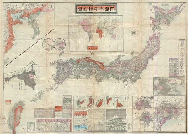 Imperial Japan. - Main View