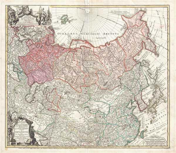 Imperii Russici et Tatariae Universal.