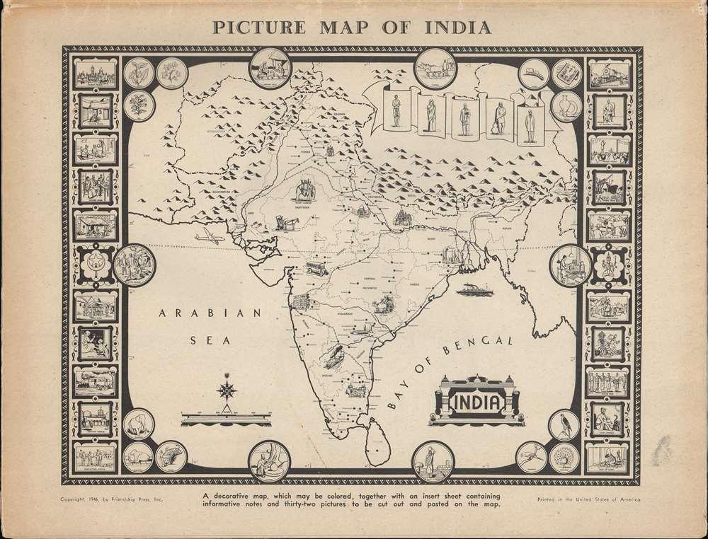 India. - Alternate View 1