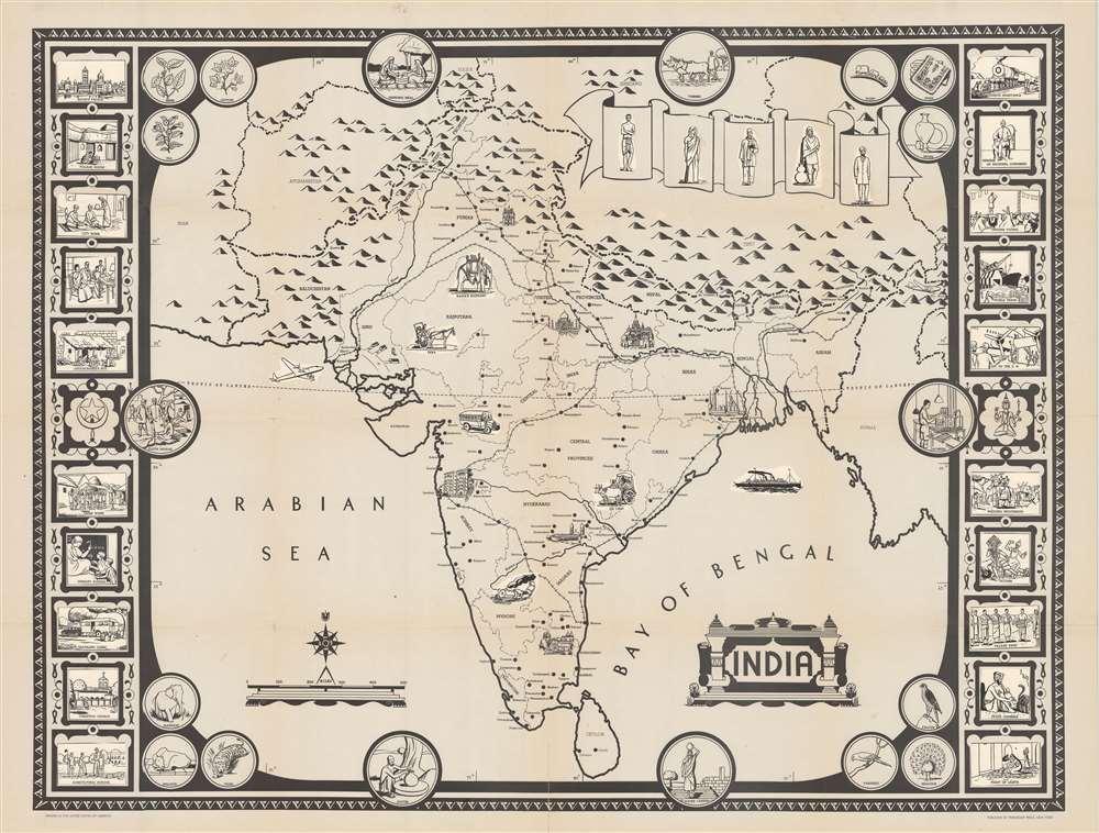 India. - Main View