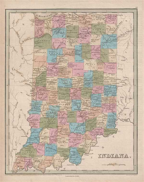 Indiana.: Geographicus Rare Antique Maps on map of the corporate world, map of writing, map of homosexuality, map of national area codes, map of police brutality, map of hatred, map of morality, map of slang, map of babies, map of speech, map of payphones, map of religious persecution, map of leadership, map of empathy, map of discrimination, map of abuse, map of values, map of ideology, map of racism in america, map of you and me,