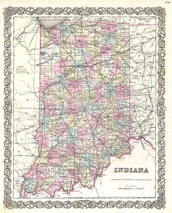 Indiana. - Main View