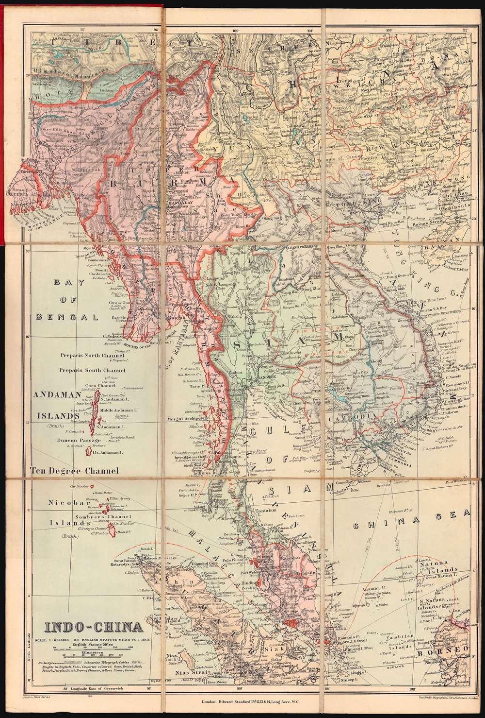 Indo-China. - Main View