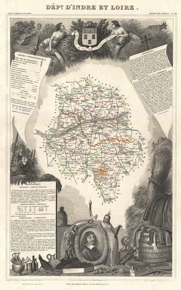 Dept. d'Indre et Loire.