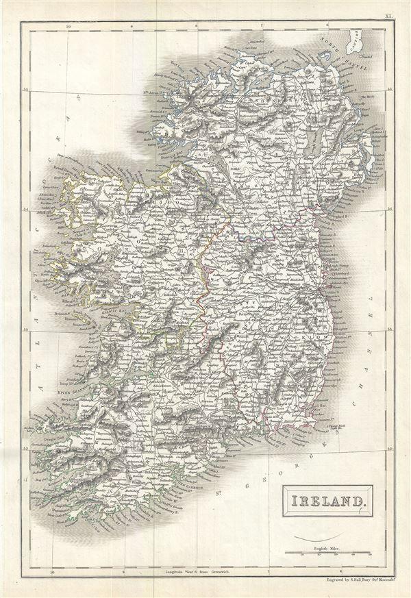 Ireland. - Main View