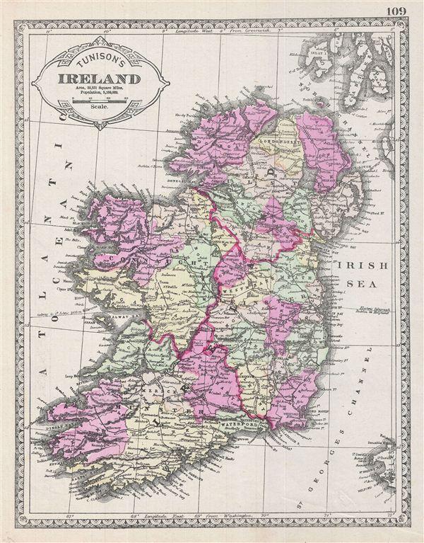 Tunison's Ireland.