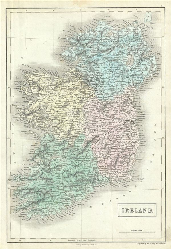Ireland. - Main View