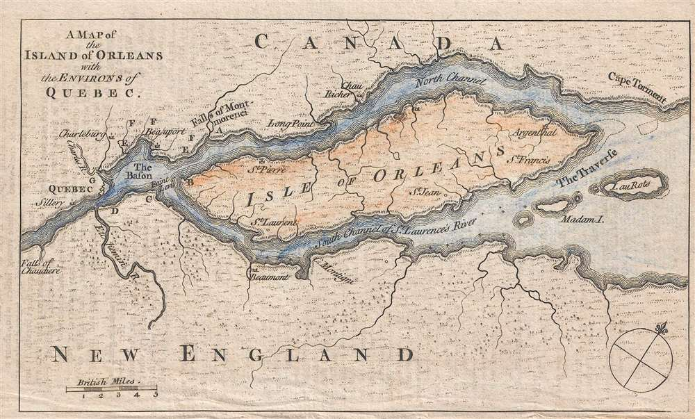 A Map of the Island of Orleans with the Environs of Quebec ... Map Of Isle on map of kandiyohi, map of esko, map of france, map of fulda, map of mcgregor, map of pillager, map of ham lake, map of sleepy eye, map of brainerd, map of nisswa, map of pelican rapids, map of coon rapids, map of grand marais, map of lake hubert, map of lake elmo, map of kanabec county, map of lindstrom, map of hibbing, map of detroit lakes, map of waite park,