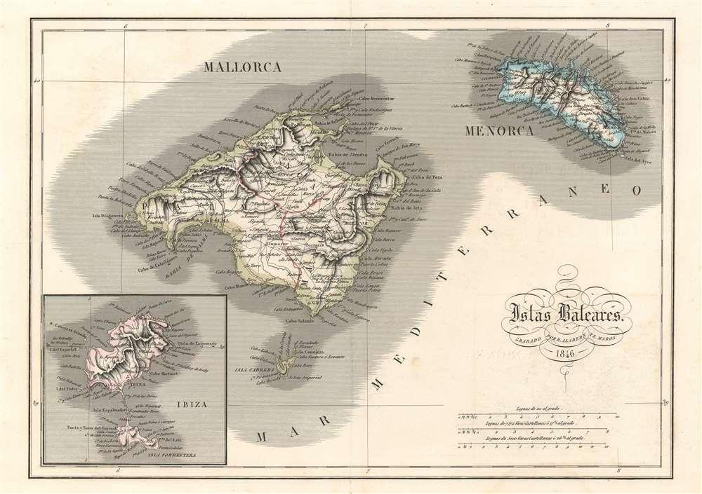 Islas Baleares. - Main View