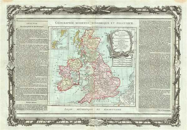 Les Isles Britanniques, Assujetties aux Observations Astronomiques.